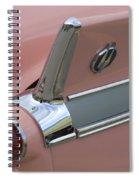 Route 66 Studebaker Hawk Spiral Notebook