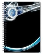 Route 66 Take The Wheel Spiral Notebook
