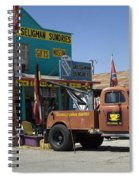 Route 66 The Real Mader Spiral Notebook