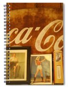 Route 66 Vintage Signage Spiral Notebook