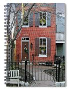 Row Home Contradiction Spiral Notebook