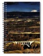 Rowena Overlook Spiral Notebook