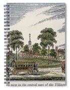 Roxbury, Massachusetts Spiral Notebook
