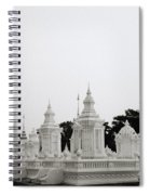 Royal Cemetery Spiral Notebook