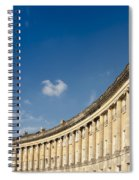 Royal Crescent Spiral Notebook