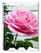 Royal Kate Rose Spiral Notebook