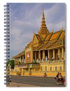 Royal Palace Spiral Notebook