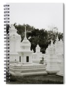 Royal Remembrance Spiral Notebook