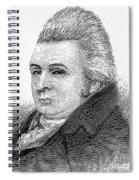 Royall Tyler (1757-1826) Spiral Notebook