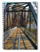 Rube Nelson Bridge 1 Spiral Notebook
