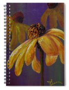 Rubekia Spiral Notebook