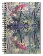 Ruby Of Fall Spiral Notebook