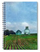 Rural Farm Spiral Notebook