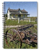Rural Ontario Sketch Spiral Notebook
