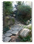Rural Steps Spiral Notebook