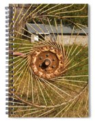 Rural Vista Spiral Notebook