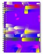 Rush Hour 2 Spiral Notebook