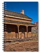 Russell Home Spiral Notebook