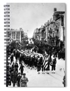 Russia: Allied Troops, C1919 Spiral Notebook