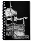 Russia: Throne Of Ivan Iv Spiral Notebook