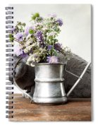 Russian Blue 03 Spiral Notebook