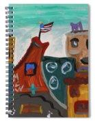 Rust Belt Revival Spiral Notebook