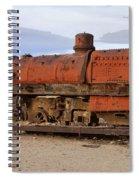 Rust Never Sleeps 4 Spiral Notebook