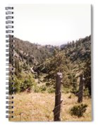Rustic Fence Spiral Notebook