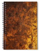Rusty Background Spiral Notebook