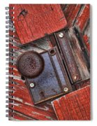 Rusty Dusty And Musty Spiral Notebook
