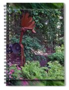 Rusty The Moose Spiral Notebook