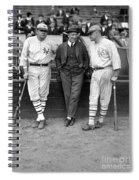 Ruth, Dunn And Bentley Spiral Notebook