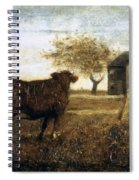 Ryder: The Pasture, C1875 Spiral Notebook
