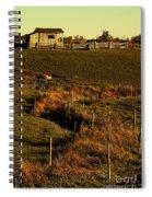S Path Spiral Notebook