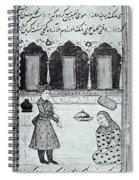 Saadi (c1184-1291) Spiral Notebook