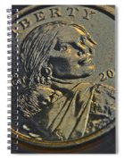 Sacagawea 2001 Spiral Notebook