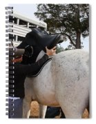 Saddling Up Spiral Notebook