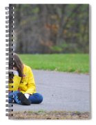 Sadness Spiral Notebook