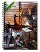 Safari Spiral Notebook