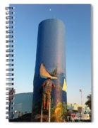 Sailfish Splash Park Mural 11 Spiral Notebook