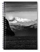Sailing To Valdez Spiral Notebook