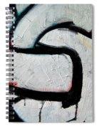 Sailor Knot 2 - Bowline Knot Detail Spiral Notebook