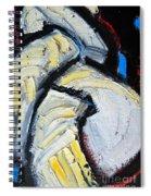 Sailor Knot 3 - Figure Eight Knot Spiral Notebook