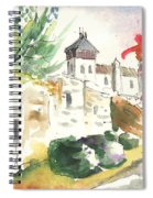 Saint Bertrand De Comminges 04 Spiral Notebook