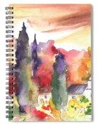Saint Bertrand De Comminges 07 Spiral Notebook