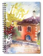 Saint Bertrand De Comminges 13 Spiral Notebook
