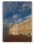 Saint Catherine Palace Spiral Notebook