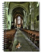 Saint Emilion Church Spiral Notebook