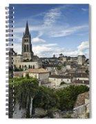 Saint Emilion Spiral Notebook