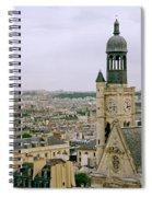 Saint Etienne Du Mont Spiral Notebook
